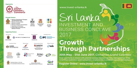 Sri Lanka Investment and Business Conclave 2017